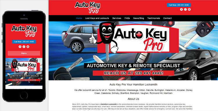 auto-key-pro-website-design
