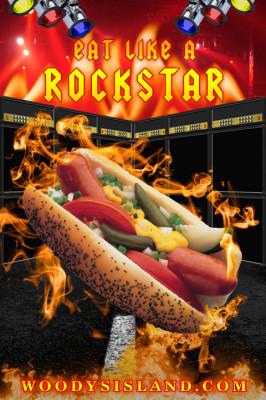 Fire-Rocker