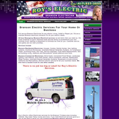 roys-electric