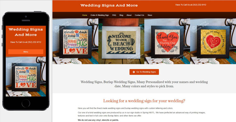 wood-wedding-signs-web-design