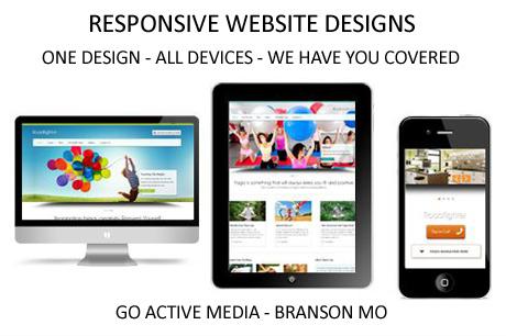 Website Design Branson Mo