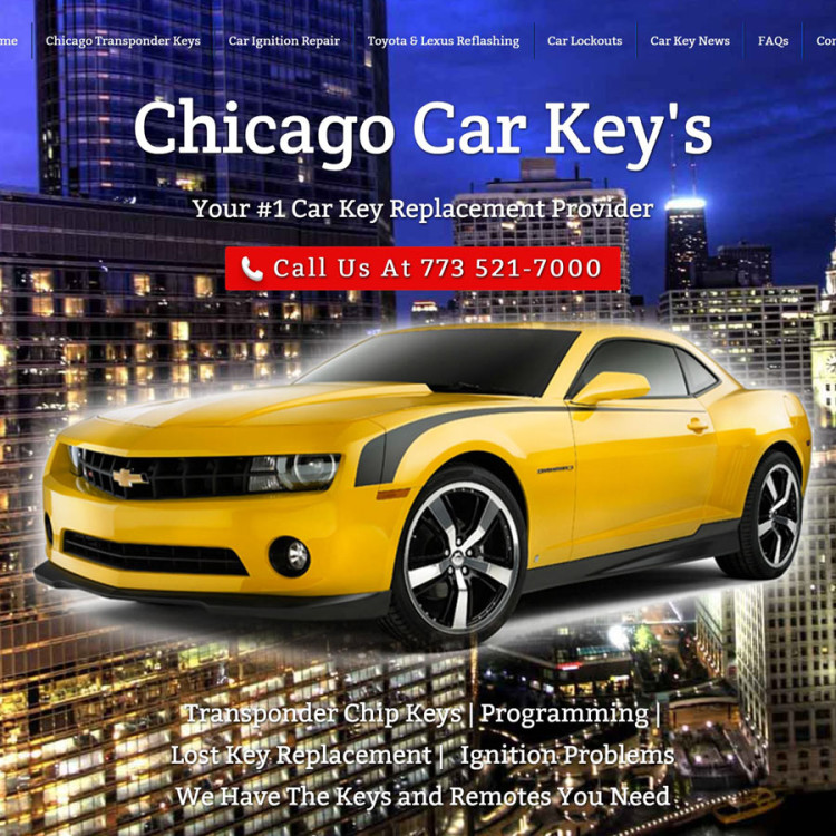 Chicago-Car-Keys